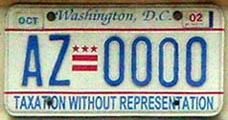 The first 2000 baseplate issued, no. AZ-0000