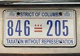 All-number plate no. 846-205 reissued on a flat plate made in 2016.