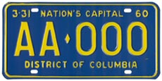 1959 sample plate (exp. 3-31-60)