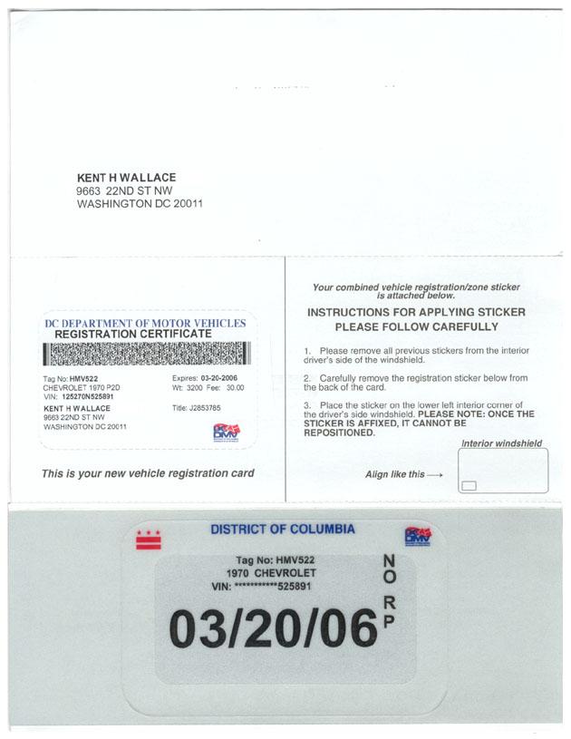 Remove Old Registration Sticker From Windshield Kamos Sticker